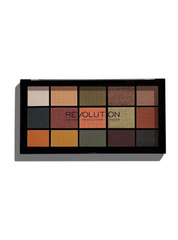 Revolution Makeup Палетка теней Reloaded Palette Iconic Division