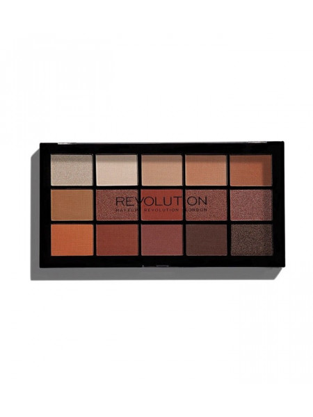 Revolution Makeup Палетка теней Makeup Revolution Re-Loaded Palette Iconic Fever