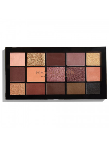Revolution Makeup Палетка теней Makeup Revolution Re-Loaded Palette Velvet Rose
