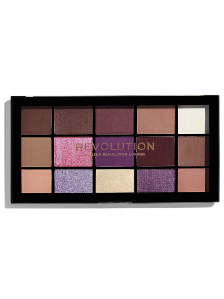 Revolution Makeup Палетка теней Makeup Revolution Re-Loaded Palette Visionary